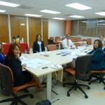 Foto de los Participantes de la Reunión de la Junta Consultiva