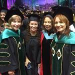 Graduación 2015 Con Profesoras